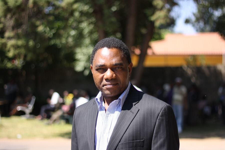 Hakainde Hichilema HH Zambia Businessman and Politician