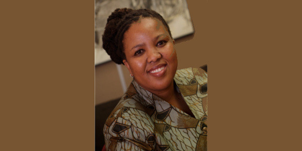 Funeka Montjane CEO Standard Bank of South Africa Personal and Business Banking South Africa