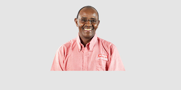 Jonathan Ciano, Uchumi Supermarkets CEO