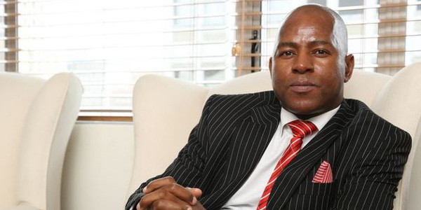 Kaizer Nyatsumba Chief Executive Officer SEIFSA South Africa