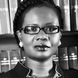 Linda Kasone President Law Association of Zambia