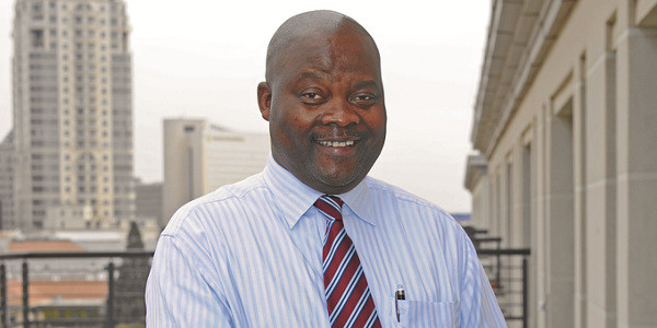 Mfundo Nkuhlu Managing Director Nedbank Corporate Banking nigeria