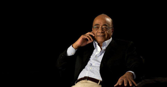 Mo Ibrahim Philanthropist Mobile Communications Entrepreneur, Billionaire and African