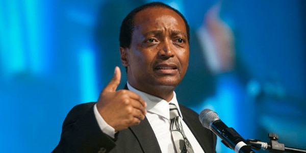 Patrice Motsepe Founder African Rainbow Minerals Gold Ltd South Africa