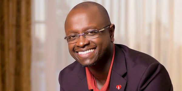 Peter Njonjo Managing Director  Coca-Cola East Africa