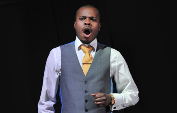 Simon Shibambu Opera Singer South Africa