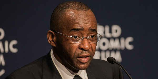 Strive Masiyiwa Founder and Executive Chairman Econet Wireless South Africa