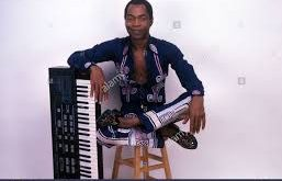 Fela Kuti Nigeria musician and actor