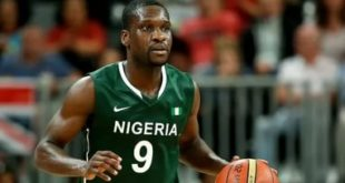 Chamberlain Oguchi Nigeria basketball player
