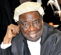 Chief Osuolale Abimbola Richard Akinjide Lawyer
