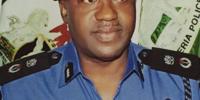 Chris Ezike Nigeria law enforcement officer