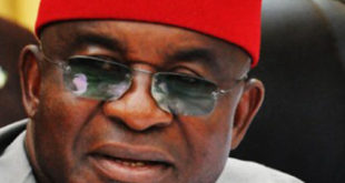 David Mark Nigerian politician and general