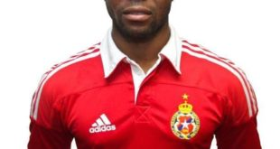 Emmanuel Sarki A Haitian international footballer