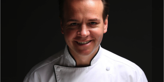 Hugo Uys South Africa Chef
