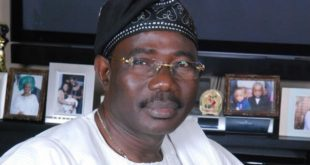 Domingo Alaba Obende Member of the Senate of Nigeria