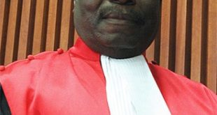 Emmanuel Ayoola Nigeria lawyer and judge
