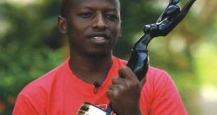Kenneth Gyang Nigeria film director